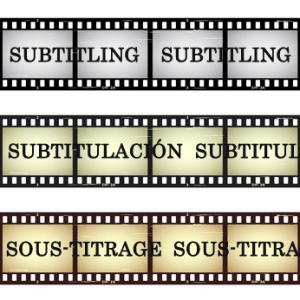 subtitulacion transcripcion traducción intérprete idiomas