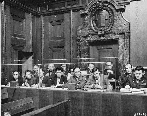 Los juicios de Núremberg y el nacimiento de la interpretación simultánea 2