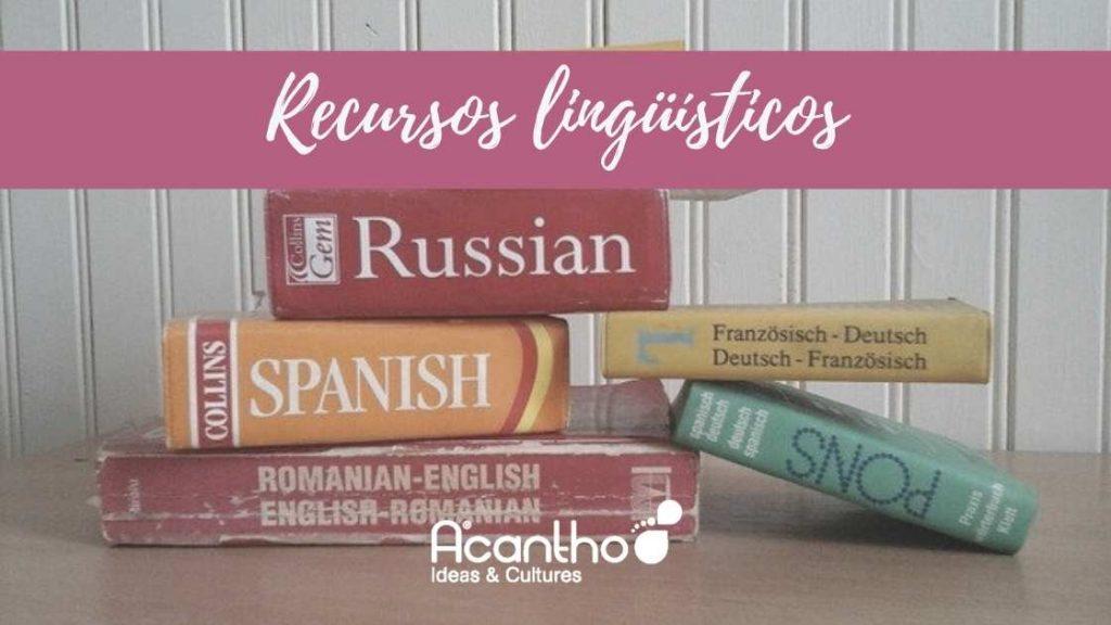 Recursos lingüísticos: enlaces de interés 2
